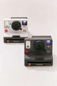 Polaroid Originals OneStep 2 Black Camera   Urban Outfitters   Home   Music   amp  Tech 23fa4383be04