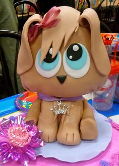 this cake is soo adorable!