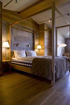 Hotel room at hotel Hestraviken in Småland