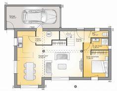 Maison   Eco Concept 110   Maisons France Confort   110 M2   Faire  Construire