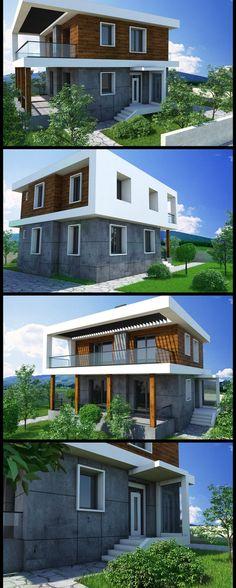 Delta  Architecture Design 02 - 01 by FeanorRauko.deviantart.com on @DeviantArt