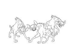 3 hyena names from simba | BenSpark.com