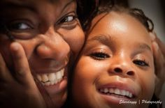Like really close together. | 31 Impossibly Sweet Mother-Daughter Photo Ideas