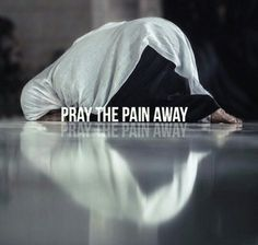 There is nothing more humbling then prostrating to your Allah (swt)