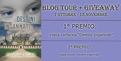 Atelier di una Lettrice Compulsiva: Blog Tour Destini Ingannati di Cristina Vichi - Ot...