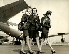 "Aerolineas Argentinas ""Ayer"" - Nostalgia #aviationglamourstyle"