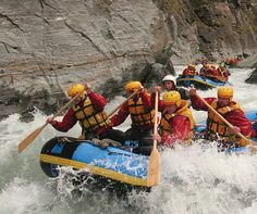 Whitewater rafting is on of the last extreme experience in the adventure capital of New Zealand and we intend to keep it that way. New Zealand Adventure, Queenstown New Zealand, Whitewater Rafting, Adventure Activities, South Island, Australia Travel, That Way, Adventure Travel, Trip Advisor