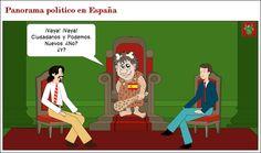 Jemaxes: Panorama político en España