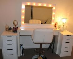 327 Best DIY Vanity Mirror Ideas images in 2018