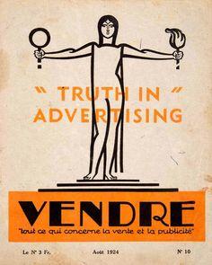 Steven Heller on the French Magazine Vendre