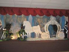 Princess theme stage decor