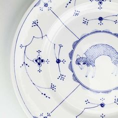 For the Love of Blue   White: Contemporary Klerkenwell Dishes