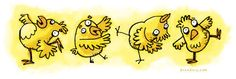 Image result for funny bird drawings