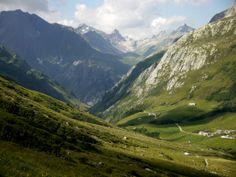 Someday: hiking Mt. Blanc.