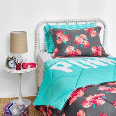 Reversible Quilted Comforter - PINK - from VS PINK | Quick Saves