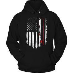 Limited Edition T-shirt Hoodie - Fishing Flag