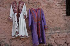tribal fashion Elizabeth the First baluchi dresses