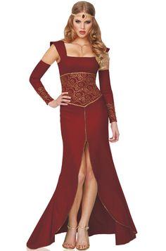 Medieval Princess Women's Costume
