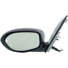 2014-2016 Honda Odyssey Mirror LH,Power,Non-heated,Manual Folding,Except Touring