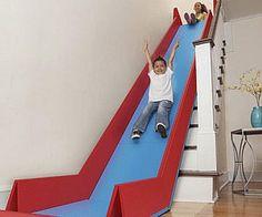 Stair Slide Ride Conversion Kit