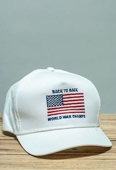 d9be364a04b Back to Back World War Champs Rope Hat - XL LOLOLOL