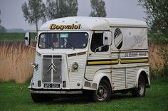 Old van by CitroenAZU, via Flickr