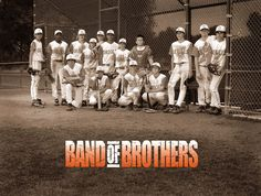 Another team pic idea...love the muted colors of the team in white uniforms.