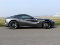 Ferrari F12 Berlinetta looks identical to the frs from this view