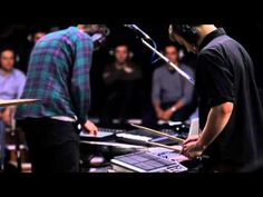 Mount Kimbie - Maybes (Live at Abbey Road) #Electronica #Live #Instrumental