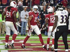 5 big takeaways from Arizona Cardinals win over Baltimore Ravens Cardinals Win, Nfl Arizona Cardinals, Baltimore Ravens, Breathe, Fans, Big, Fashion, Moda, Fashion Styles