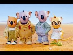 The Koala Brothers. Theme Song. Children's animation series. - YouTube