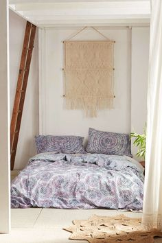 Magical Thinking Esma Tie-Dye Duvet Cover - Urban Outfitters