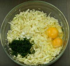 1 varza, faina, oua si un pic de cascaval… Oare de ce n-am stiut aceasta reteta pana acum?