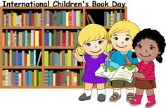 April 2 was chosen to celebrate International Children's Book Day... Read more:  http://webclipart.about.com/od/events/ss/International-Childrens-Book-Day.htm