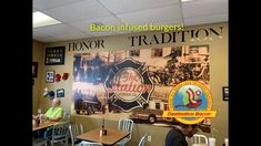 Bacon Festival, Bacon Videos, Burger Company, Burgers, Festivals, Restaurants, Check, Hamburgers, Restaurant
