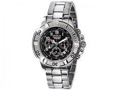 Relógio Masculino Sector Analógico - Resistente à Água - Com as melhores condições você encontra no Magazine Shopspremium. Confira!