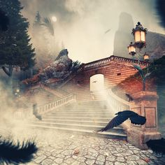 """Chasing ghost - <a href=""""http://www.carasdesign.com/#!/Photoshop"""">BEST TUTORIALS COLLECTION 2014 & 2013</a> l <a href=""""http://www.carasdesign.com/#!/HowItsMade"""">HOW IT's MADE</a> l <a href=""""http://www.carasdesign.com/#!/FineArt"""">PURCHASE the PRINT</a>  Photo manipulation based on my own stock photography.  If you like this work or any other of mine, you can order the <a href=""""http://carasdesign.com/#!/Photoshop/TutorialsPSD"""">TUTORIAL'S + PSD</a>  file. For more information, please see the…"""