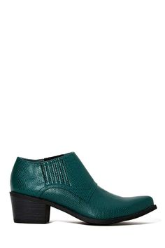 Shoe Cult Cold Hearted Snake Bootie | Shop How The West Was Worn at Nasty Gal
