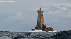 Lighthouse of La Vieille - France