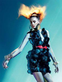 Numero 'Electric Lady' 9