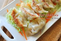 Just another day .: Pot Stickers