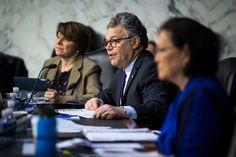 Senator Al Franken Accused of Groping a Woman in 2006