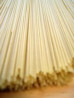 This pasta is straight, anyone can see that. | A Definitive Ranking Of The Gayness Of Pasta