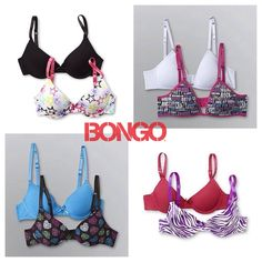 Lisos o estampados?   Te gustaría encontrar estos diseños de Bongo en Walmart México?
