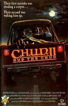 Chud II: Bud the Chud - Video Poster
