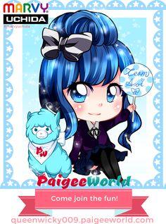 Join PaigeeWorld's Tem Nyan vs Team Aoi!  #teamaoi #nyanvsaoi #marvyuchida