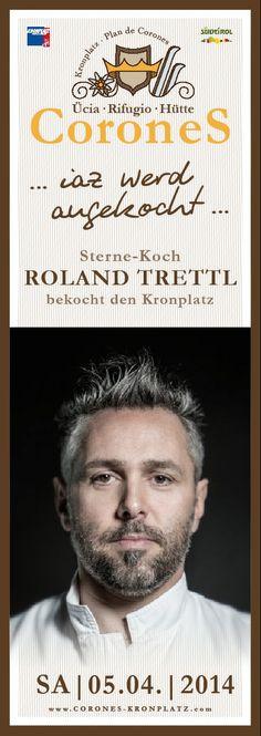 Gourmetevent Roland Trettl auf der Coroneshütte, Kronplatz Südtirol - Sponsered by Rotwild.it-1 Movie Posters, Movies, 2016 Movies, Film Poster, Films, Popcorn Posters, Film Books, Billboard, Film Posters