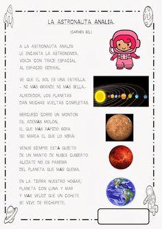 Aquí os dejo una recopilación de fichas que he ido recopilando y adaptando para trabajar en el aula el universo, los planetas, el espacio,..... Valentina Tereshkova, Montessori, Mission To Mars, Sun And Stars, Home Schooling, Solar System, Toddler Activities, Homeschool, Abu Dhabi