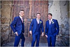 the groom and his best men WEDDING PHOTOGRAPHY IN FLORENCE, ITALY  South Wales © Rachel Lambert Photography
