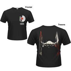 Camiseta Tie Fighter - Star Wars